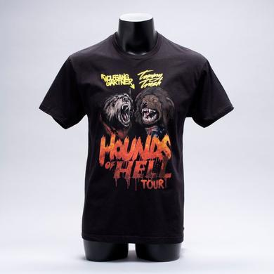 Wolfgang Gartner Hounds of Hell Tour Tee