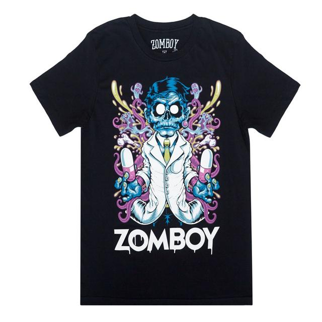 Zomboy Delirium Plane T-Shirt