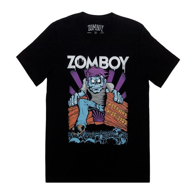 Zomboy Red Rocks Concert T-Shirt