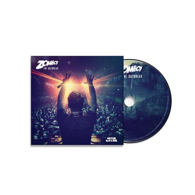 ZOMBOY - THE OUTBREAK CD