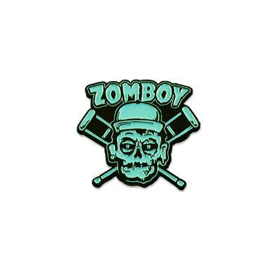 Zomboy Headbangers Pin
