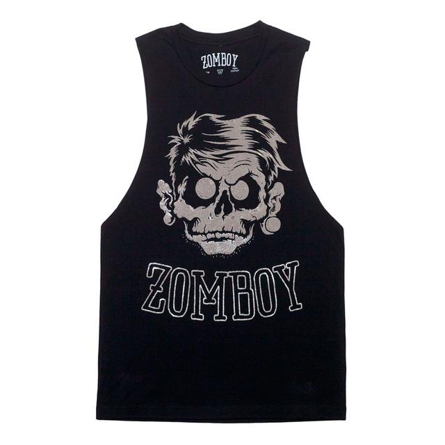 Zomboy Gameface Foil Sleeveless