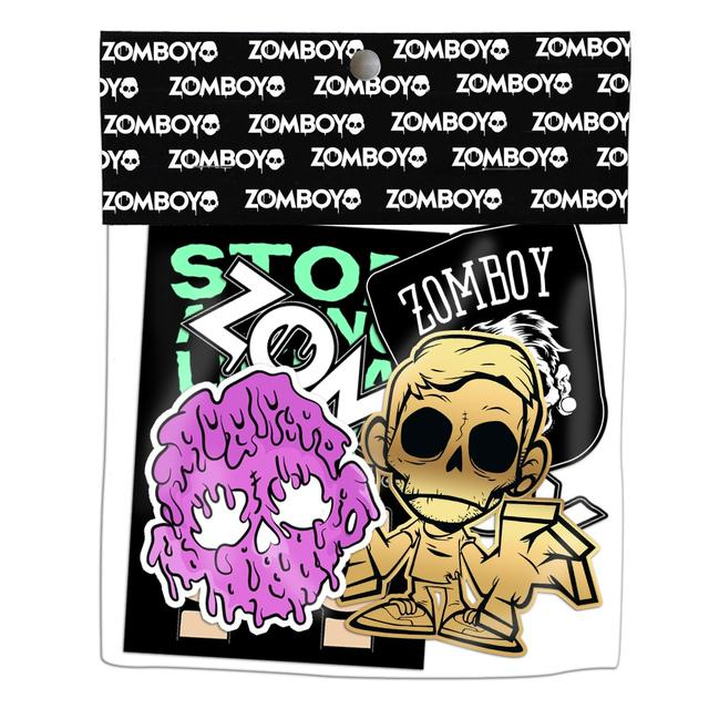 Zomboy Sticker Pack