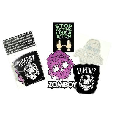 Zomboy Sticker Pack