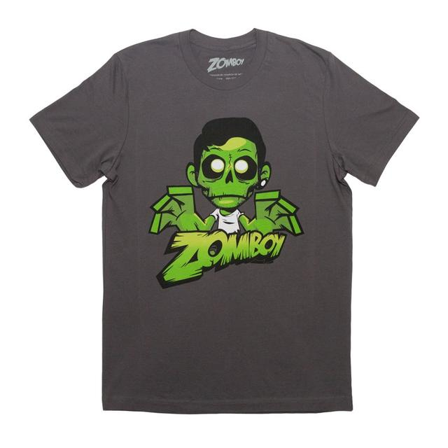 Zomboy The Outbreak 2014  Tour T-Shirt
