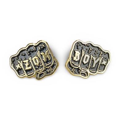 Zomboy Fist Pin Set