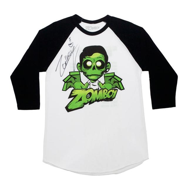 Zomboy Tour Shirt (Signed)