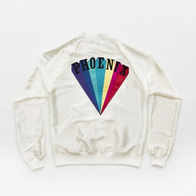 Phoenix LIMITED EDITION 'TRYING TO BE COOL' IVORY JACKET