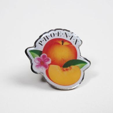 PHOENIX PEACH OGO PIN