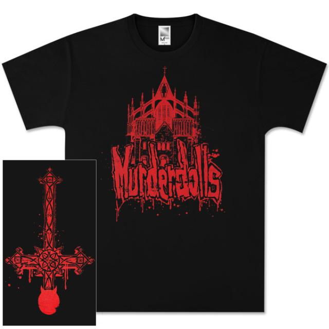 Murderdolls Chapel of Blood T-Shirt
