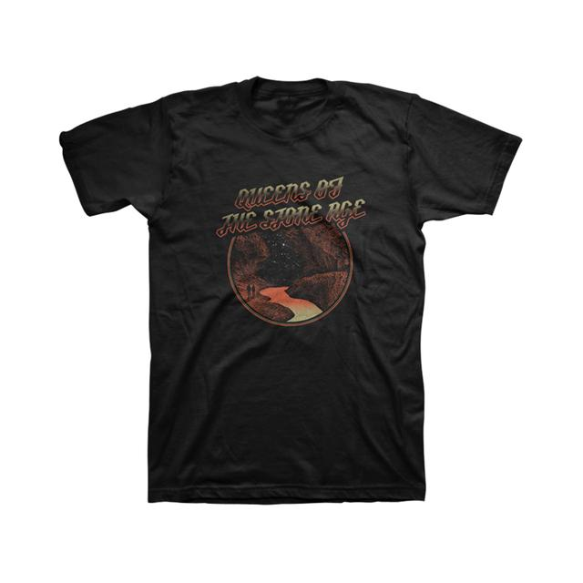 Queens Of The Stone Age Acid River Tee