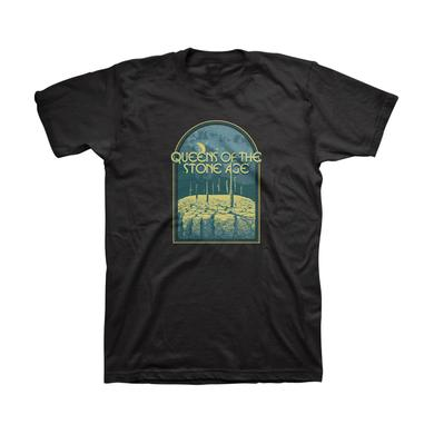 Queens Of The Stone Age Floating Tee