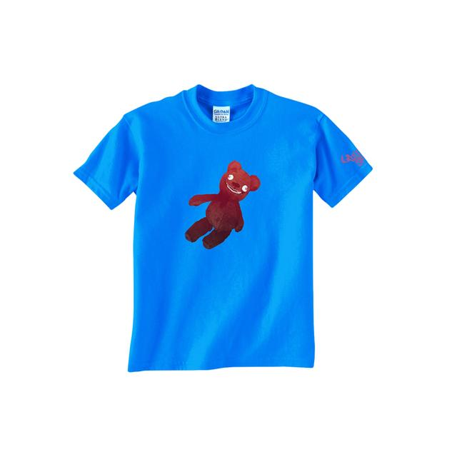Queens Of The Stone Age Teddy Bear Youth Tee