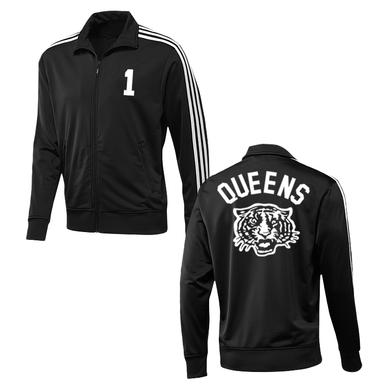 Queens Of The Stone Age Tiger Track Jacket (Black w/ White)