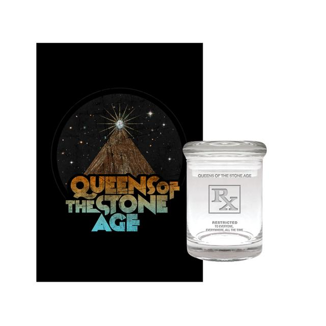 Queens Of The Stone Age Nug Jar + Wall Flag
