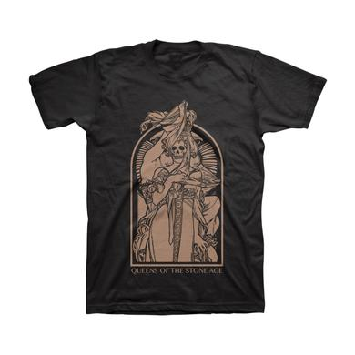 Queens Of The Stone Age Victorian Unisex Tee