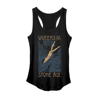 Queens Of The Stone Age The Lost Art Womens Tank