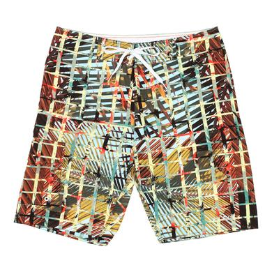 Bob Marley GRID BOARD SHORTS