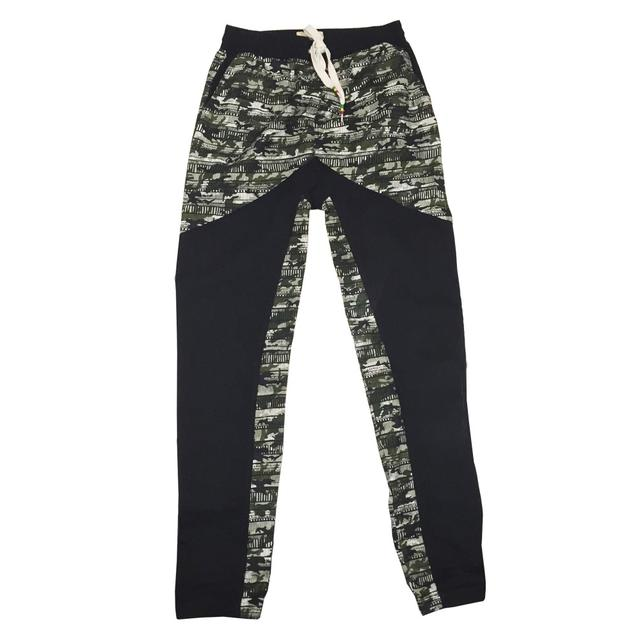 Wear Marley Distress Camo Pants
