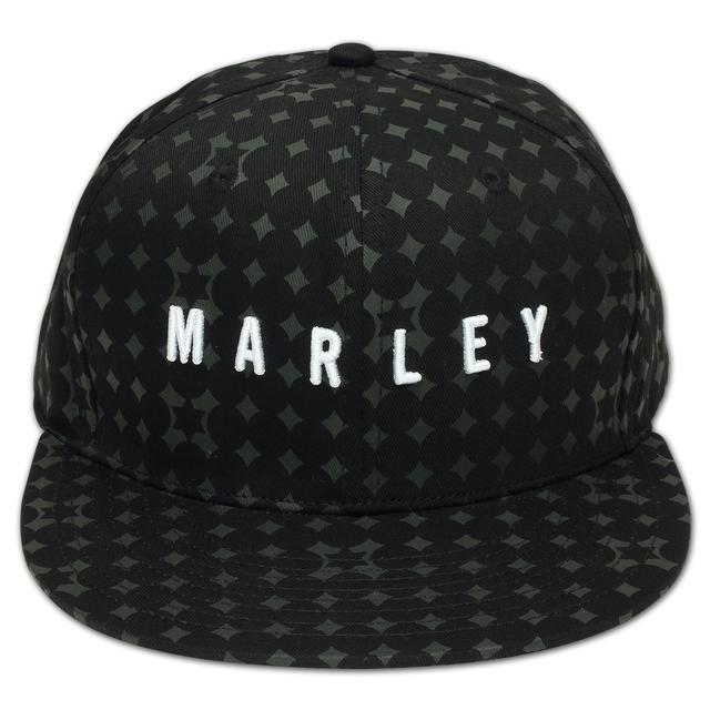 MARLEY EMBROIDERED  HAT