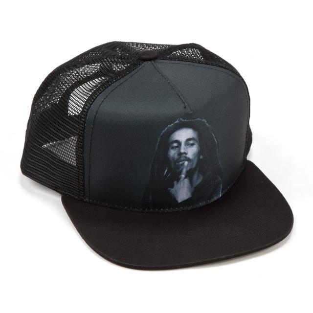 Marley Portrait Trucker Hat