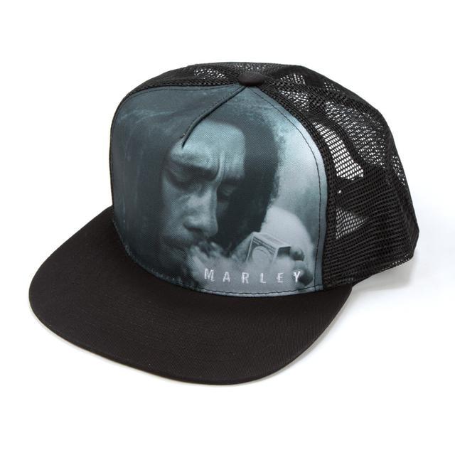 Bob Marley Prophet Trucker Cap
