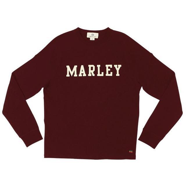 Bob Marley Logo Block Pullover