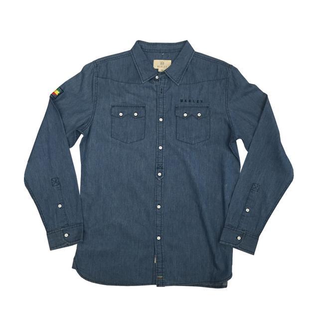 Wear Marley Western Button Up