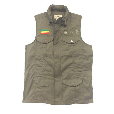Wear Marley Trenchtown Sleeveless Jacket