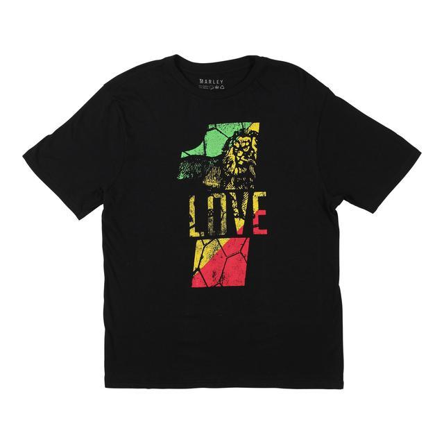 Bob Marley Rasta 1 Love T-Shirt