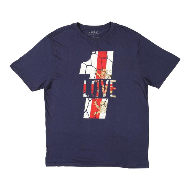 Bob Marley England 1 Love T-Shirt