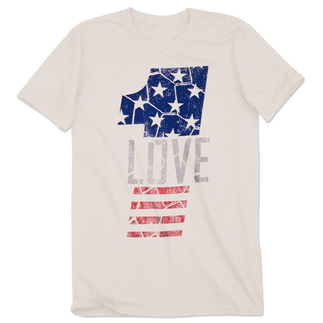 Bob Marley USA 1 Love T-Shirt