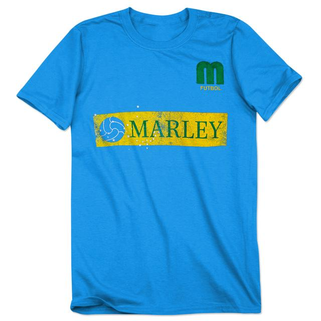 Bob Marley Brazil Citizen T-Shirt