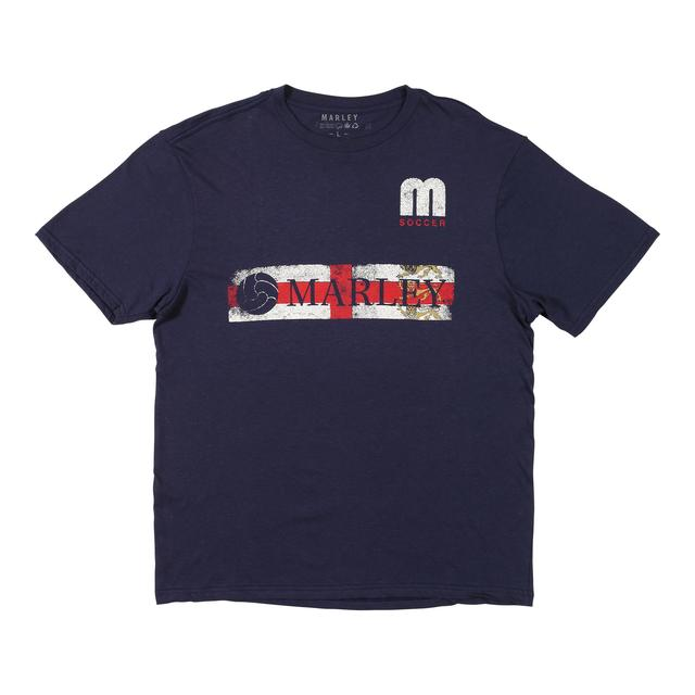 Bob Marley England Citizen T-Shirt