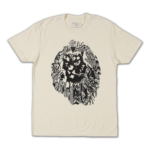 Bob Marley Rasta Lion T-Shirt