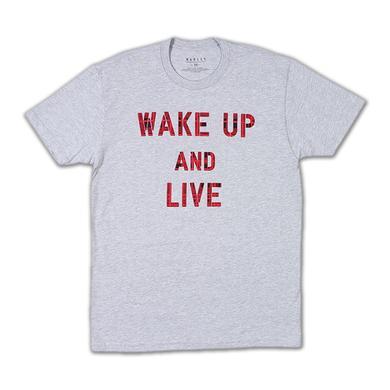 Bob Marley Wake Up & Live T-Shirt
