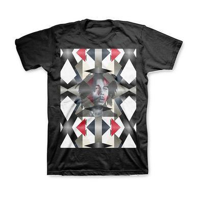 Wear Marley Aztec Portrait T-Shirt