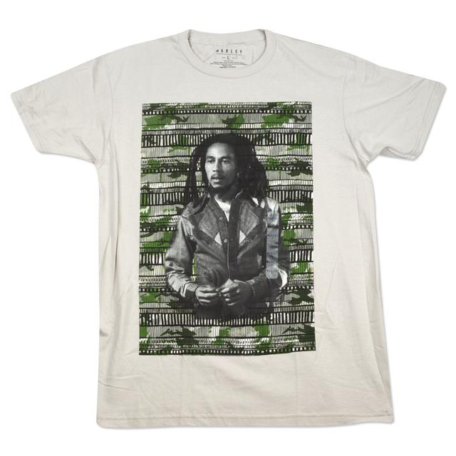 Wear Marley Camp Portrait T-Shirt
