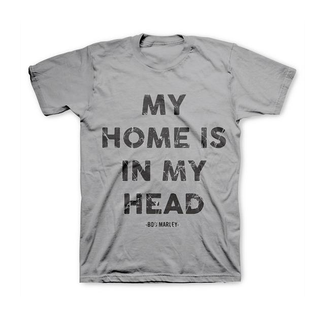 Wear Marley Home Is In My Head T-Shirt