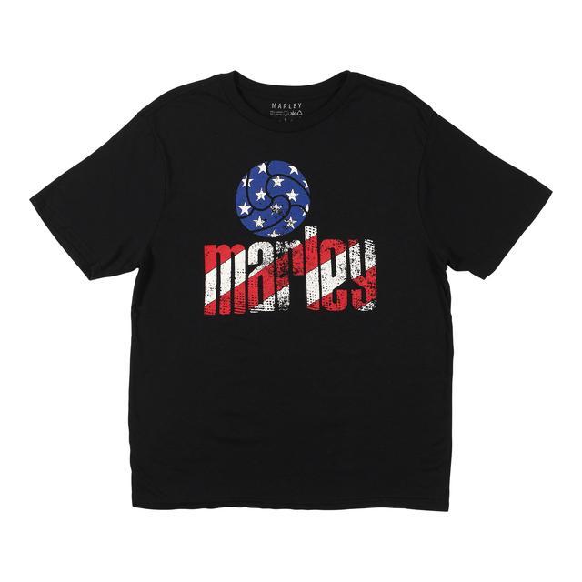Bob Marley USA Futball T-Shirt