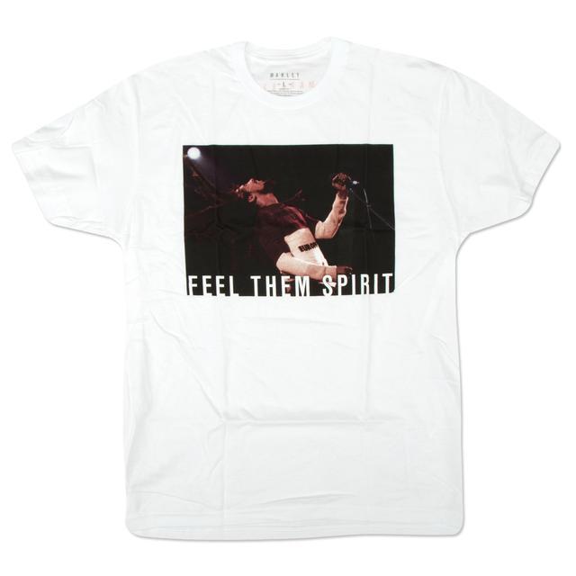 Bob Marley Feel Them Spirit T-Shirt