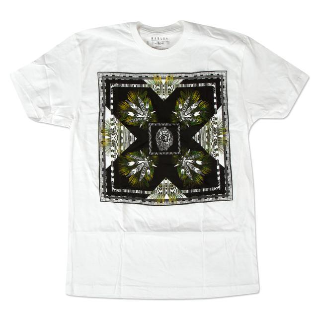 Bob Marley Lion Leaf T-Shirt