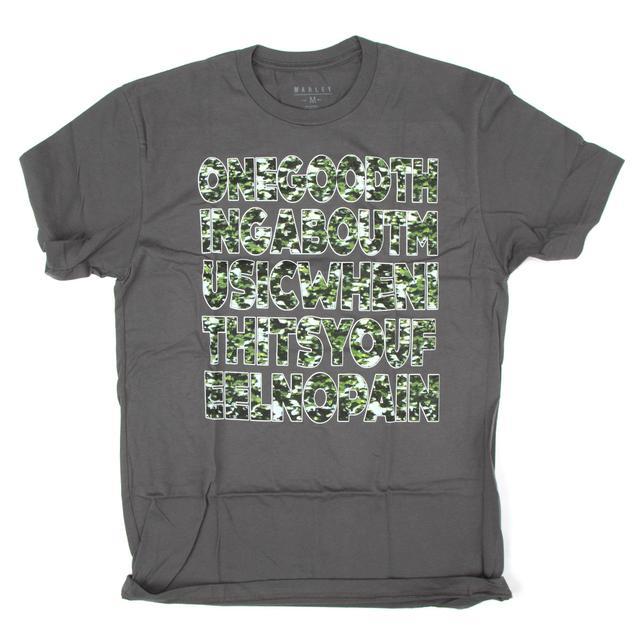 Bob Marley No Pain Music T-Shirt