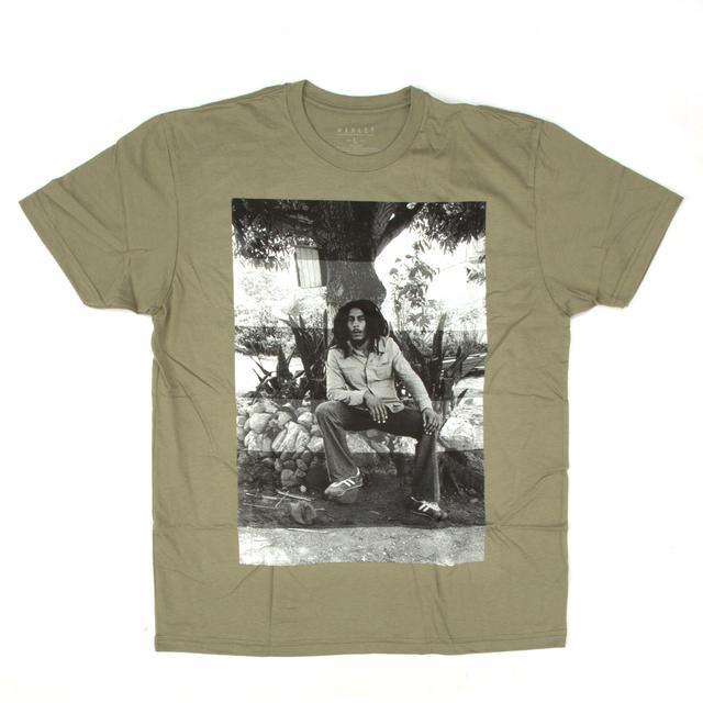 Bob Marley Classic Smoke T-Shirt