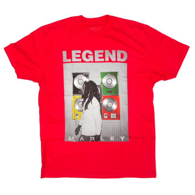 Legend Marley T-Shirt