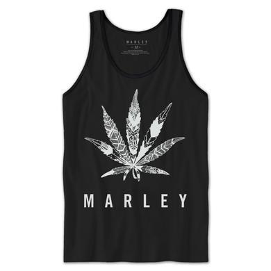 Bob Marley Leaf Tank Top