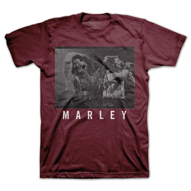 Bob Marley Digital Concert T-Shirt