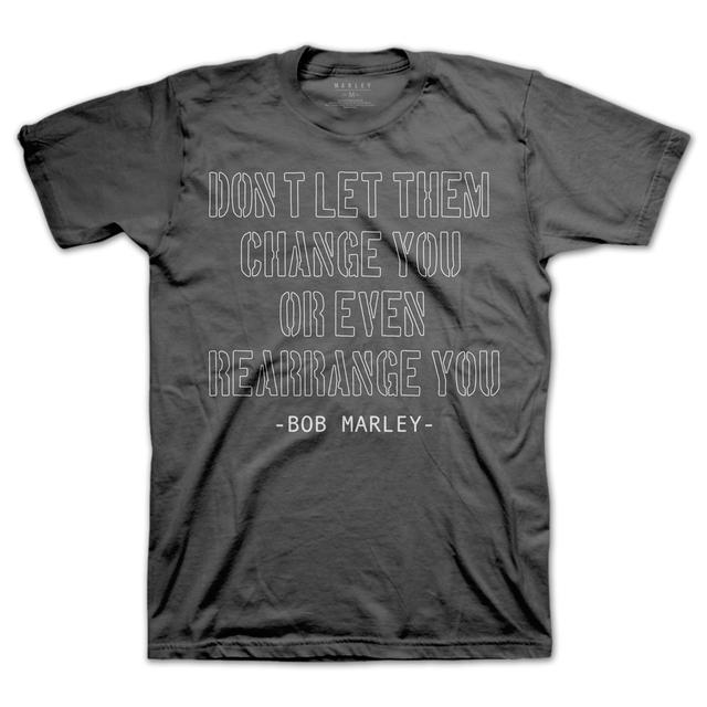 Bob Marley Rearrange T-Shirt