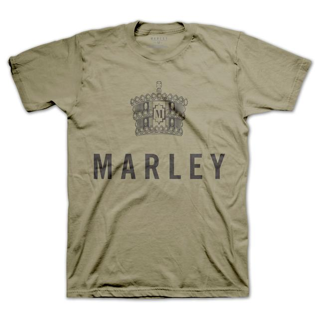 Bob Marley Crown Holder T-Shirt