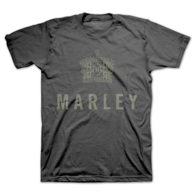 Bob Marley Crown Holder T-Shirt